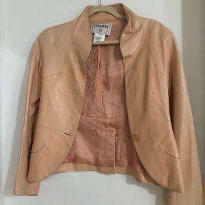 Chanel Vintage leather jacket